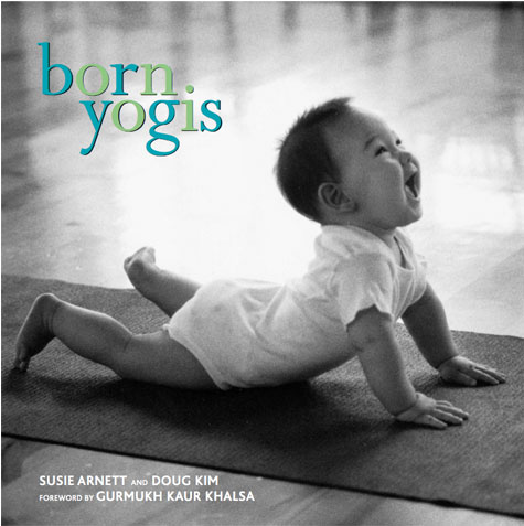 Born Yogis - Charming Photography Gift Book of Babies Performing Yoga